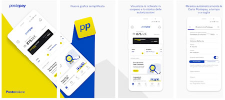 App Poste Mobile