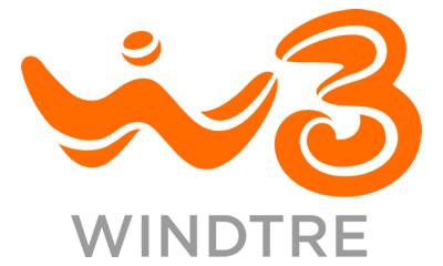 Logo WindTre attuale